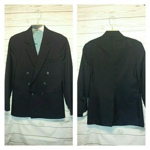 Giovanni Bellini Suit Jacket Double Breasted